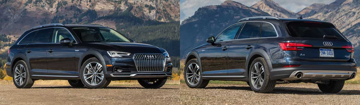 2017 audi a4 allroad new car review on. Black Bedroom Furniture Sets. Home Design Ideas