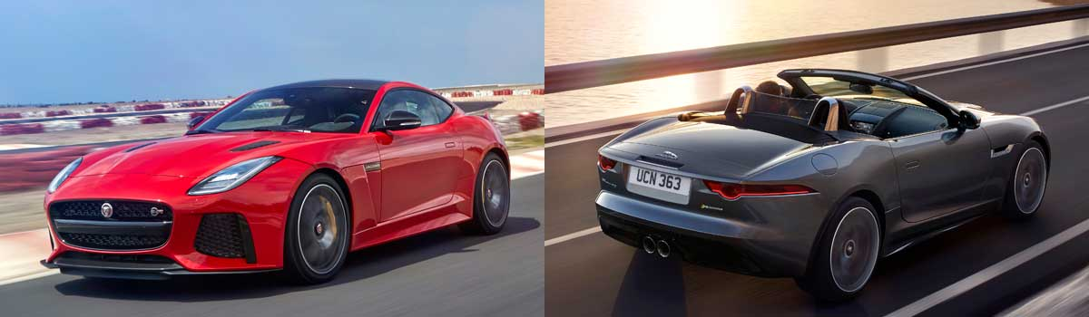 2018 Jaguar F Type New Car Review On Drivechicago Com