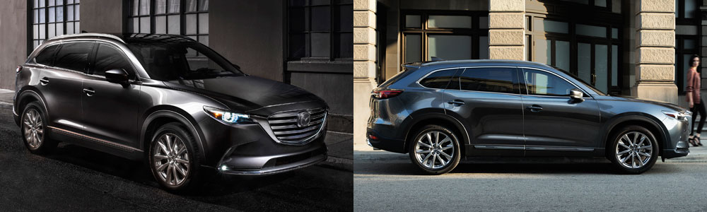 2019 Mazda CX-9 New Car Review on DriveChicago com