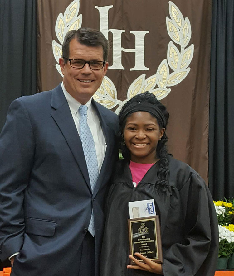 Dejanna-Blair-Scholarship-Recipient