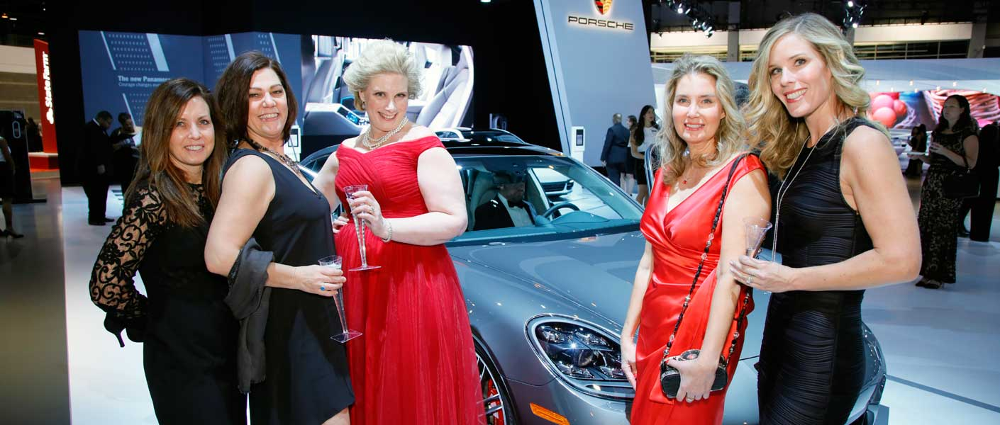 Fine Food Drink First Look For Charity Chicago Auto Show - Car show vendor ideas