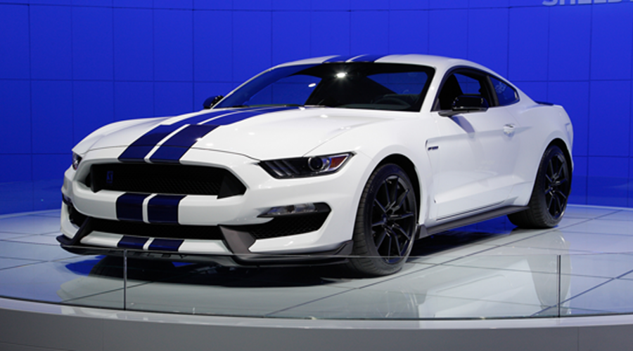 Clic American Muscle Car 2016 Ford Shelby Gt350 Mustang Final