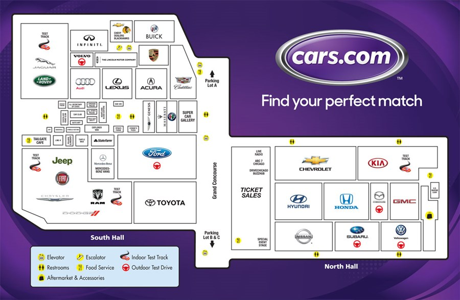 2019-Chicago-Auto-Show-Map