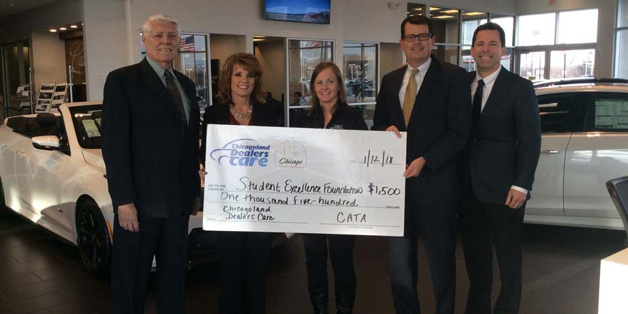 Student-Excellence-Foundation-and-Cadillac-of-Naperville