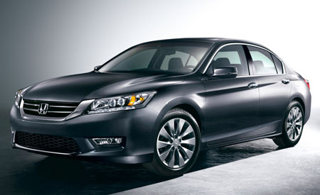 2013 Honda Accord Sedan Front 450