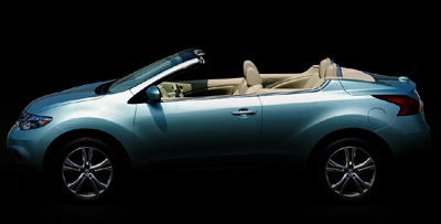 Nissan CrossCabriolet