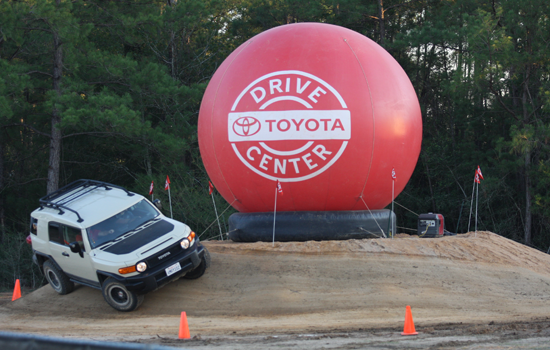 Toyota Drive Center PhotoPIC