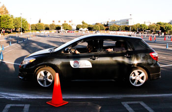Toyota Driving Course 350