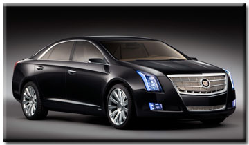 2010 Cadillac XTS Platinum Concept - Winner Chicago Auto Show Best Concept Vehicle