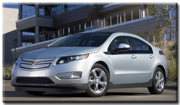 2011 Chevrolet Volt - Winner Chicago Auto Show Best Green Vehicle