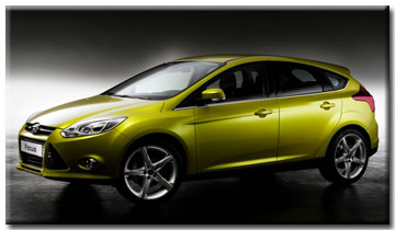 2011 Ford Focus - Winner Chicago Auto Show Best All-New Production Vehicle